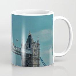 The Tower Bridge in London Coffee Mug
