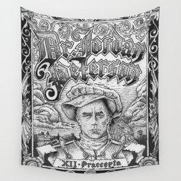 Dr. Jordan B. Peterson - XII Praecepta Wall Tapestry