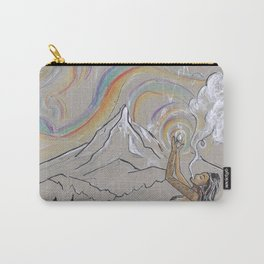 Indigenous PNW Goddess Carry-All Pouch