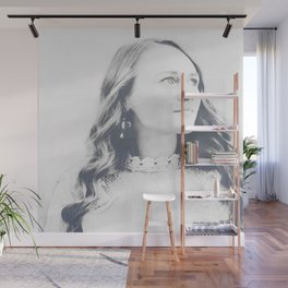 Young woman 7 Wall Mural