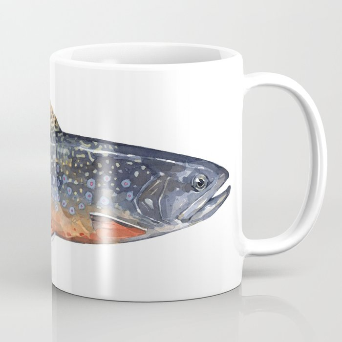 Brook Trout Coffee Mug