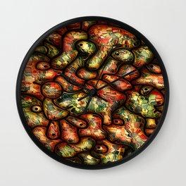 Mop by rafi talby Wall Clock