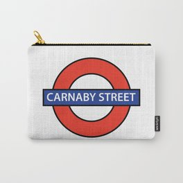 Carnaby Street Carry-All Pouch