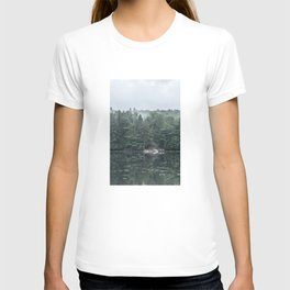 Lakeside Morning T-shirt