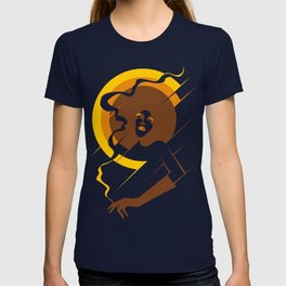 Retropolitan (warm) T-shirt
