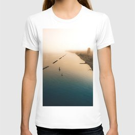 Dust over the city T-shirt