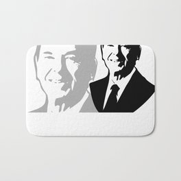 Ronald Reagan Bath Mat
