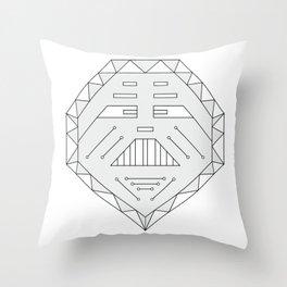 Robot technology #society6 #decor #buyart #artprint Throw Pillow