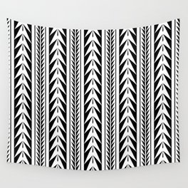 Moroccan Stripes Wall Tapestry