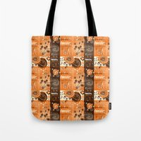 chemistry Tote Bags featuring chemistry by kociara