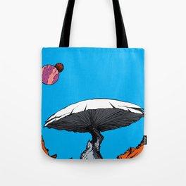 Marooned! Tote Bag