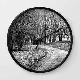 Out of Winter - The Peace Collection Wall Clock