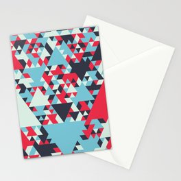 Fractal Mess Stationery Cards