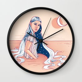 The Break of Dawn Wall Clock