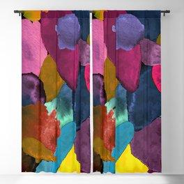Color crash 4 Blackout Curtain