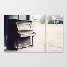 piano II Canvas Print