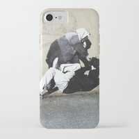 banksy iPhone & iPod Cases featuring BANKSY  by Art Ground
