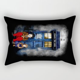 Charlie Chaplin Waiting the Doctor apple iPhone 4 4s 5 5s 5c, ipod, ipad, pillow case and tshirt Rectangular Pillow