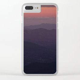 Castle Crumbled Clear iPhone Case