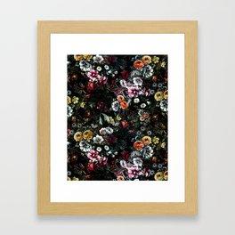 Night Garden XIV Framed Art Print