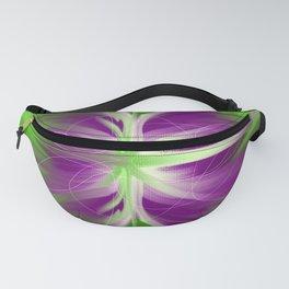 """ Lotus flower"" spring Fanny Pack"
