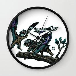 Anurognathus (Archosaurs Series 1) Wall Clock