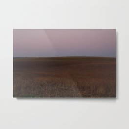 early sunsets Metal Print
