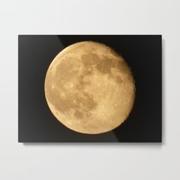Full Moon Metal Print
