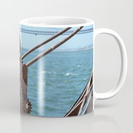 Almada, winching machine Coffee Mug