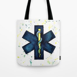 EMT Hero Tote Bag