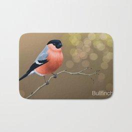 Bullfinch Bath Mat
