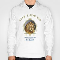narnia Hoodies featuring The Chronicles of Narnia by Quigley Down Under