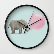 Jumbo Bubble Wall Clock