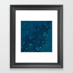 Northern Skies I Framed Art Print