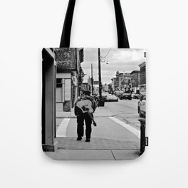 Life In a Guitar Town Tote Bag