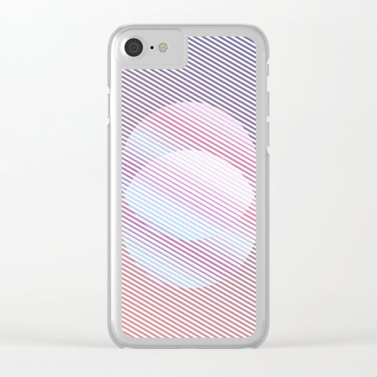 Intersect Clear iPhone Case