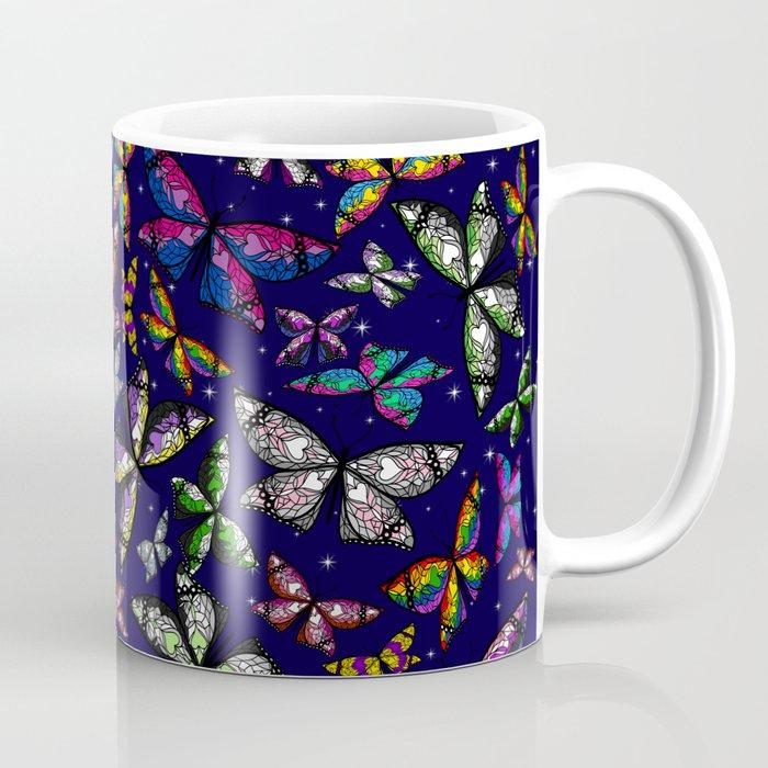 Fly With Pride: Butterfly Bonanza Coffee Mug