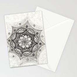 Mental Cocoon  Stationery Cards