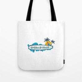 Emerald Coast  - Florida. Tote Bag