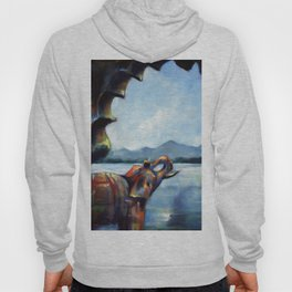 The Elephant's View Hoody