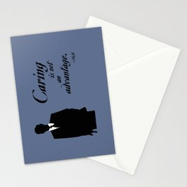 Mycroft's Advantage Stationery Cards