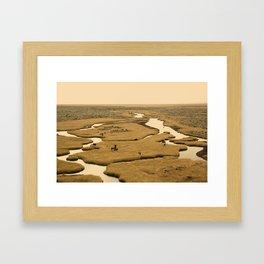 Dream Framed Art Print
