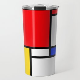 Piet Pattern Travel Mug