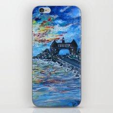 Narragansett Towers R.I. iPhone & iPod Skin