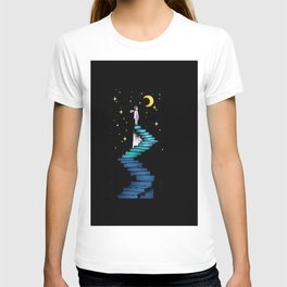 Stairs to the Moon T-shirt