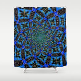 Magic Carpet Ride Shower Curtain