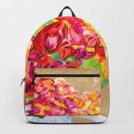 Golden Arrangements Backpack