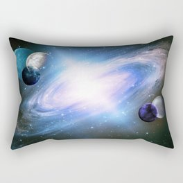 Birth of a star Rectangular Pillow