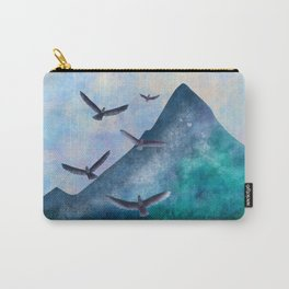 The Flight of The Eagles Carry-All Pouch