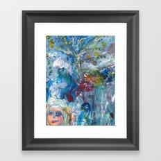 Aint it Beautiful Framed Art Print